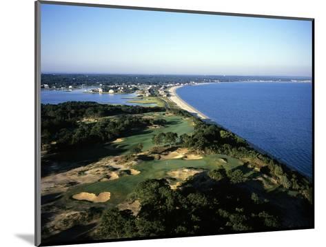 Sebonack Golf Club, Hole 17-Stephen Szurlej-Mounted Premium Photographic Print