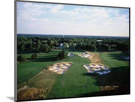 Bethpage State Park Black Course, Hole 18-Stephen Szurlej-Mounted Premium Photographic Print