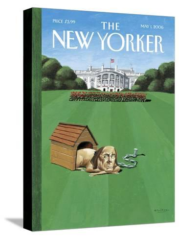 The New Yorker Cover - May 1, 2006-Mark Ulriksen-Stretched Canvas Print