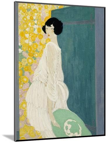 Vogue - May 1920-Helen Dryden-Mounted Premium Giclee Print