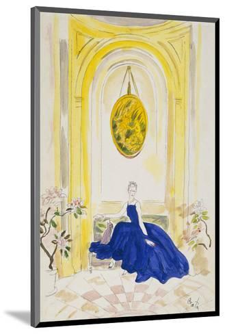 Vogue - May 1935 - Lady Mendl-Cecil Beaton-Mounted Premium Giclee Print