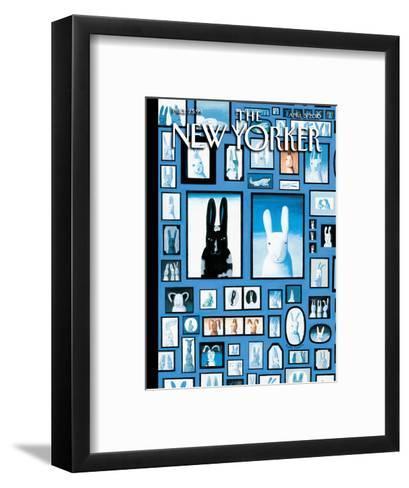 The New Yorker Cover - April 5, 2010-Kathy Osborn-Framed Art Print