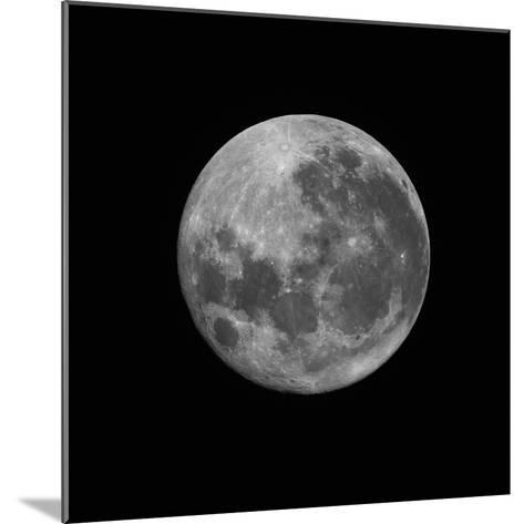 The Supermoon of March 19, 2011-Stocktrek Images-Mounted Photographic Print