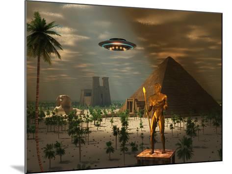 Ancient Civilization-Stocktrek Images-Mounted Photographic Print