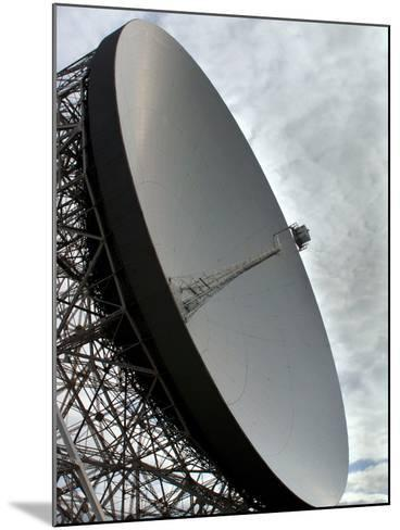 The Lovell Telescope at Jodrell Bank Observatory in Cheshire, England-Stocktrek Images-Mounted Photographic Print