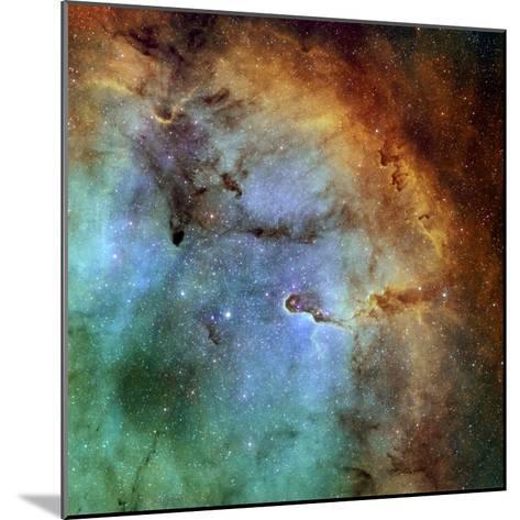 The Elephant Trunk Nebula-Stocktrek Images-Mounted Photographic Print