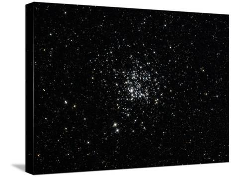 The Wild Duck Cluster in the Constellation Scutum-Stocktrek Images-Stretched Canvas Print