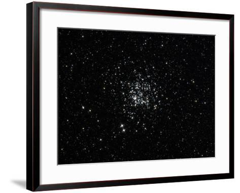 The Wild Duck Cluster in the Constellation Scutum-Stocktrek Images-Framed Art Print