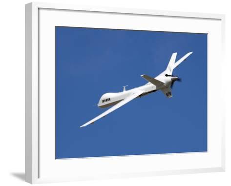 The Ikhana Unmanned Aircraft-Stocktrek Images-Framed Art Print