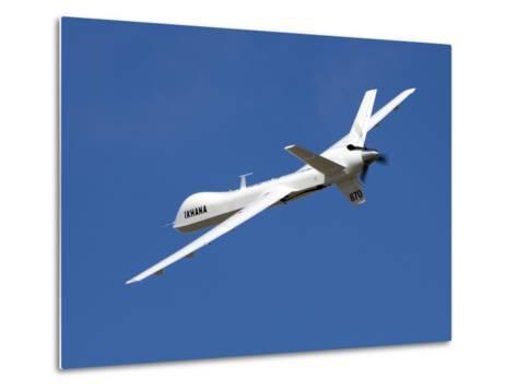 The Ikhana Unmanned Aircraft-Stocktrek Images-Metal Print