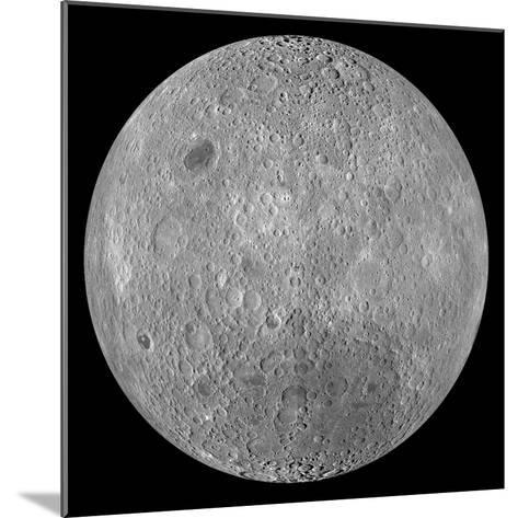 The Far Side of the Moon-Stocktrek Images-Mounted Photographic Print