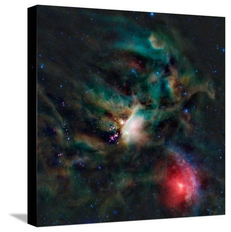 The Rho Ophiuchi Cloud Complex-Stocktrek Images-Stretched Canvas Print