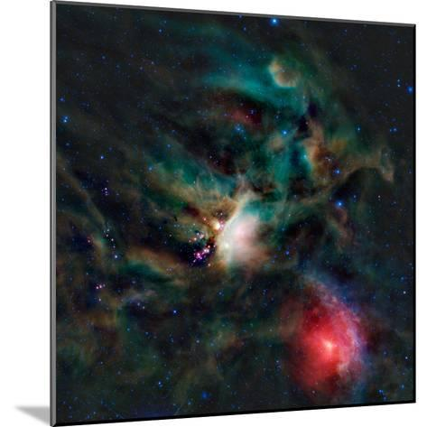 The Rho Ophiuchi Cloud Complex-Stocktrek Images-Mounted Photographic Print