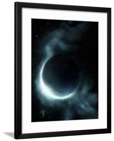 An Oceanic Planet-Stocktrek Images-Framed Art Print