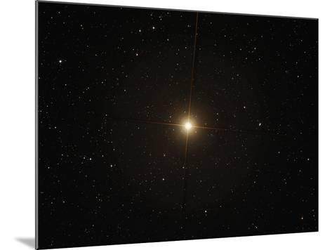 The Red Supergiant Betelgeuse-Stocktrek Images-Mounted Photographic Print