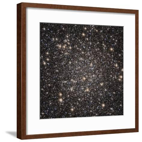 Globular Cluster M22 in the Constellation Sagittarius-Stocktrek Images-Framed Art Print