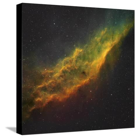 The California Nebula-Stocktrek Images-Stretched Canvas Print