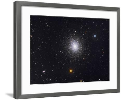 The Great Globular Cluster in Hercules-Stocktrek Images-Framed Art Print
