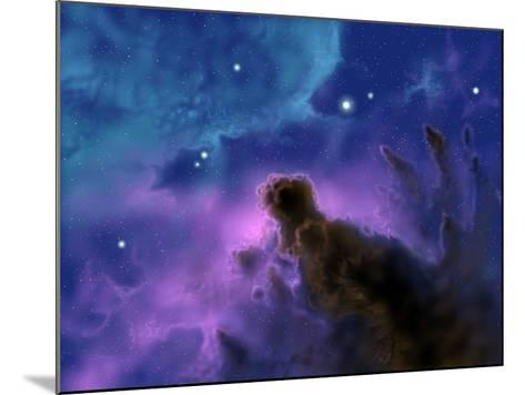 Our Sun May Have Formed from a Protostellar Nebula Like This One-Stocktrek Images-Mounted Photographic Print