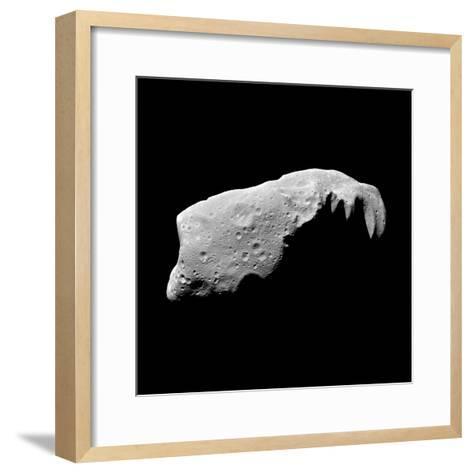 Asteroid 243 Ida-Stocktrek Images-Framed Art Print