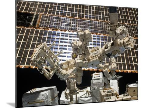 Dextre, the Canadian Space Agency's Robotic Handyman-Stocktrek Images-Mounted Photographic Print