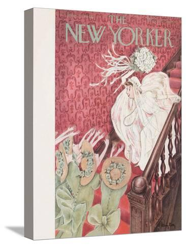 The New Yorker Cover - June 29, 1940-Mary Petty-Stretched Canvas Print
