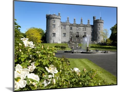 Kilkenny Castle in Ireland-Chris Hill-Mounted Photographic Print