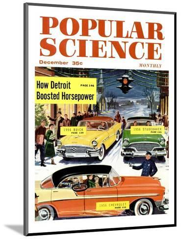 Front Cover of Popular Science Magazine: December 1, 1950--Mounted Art Print