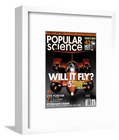 Front cover of Popular Science Magazine: January 1, 2005--Framed Art Print