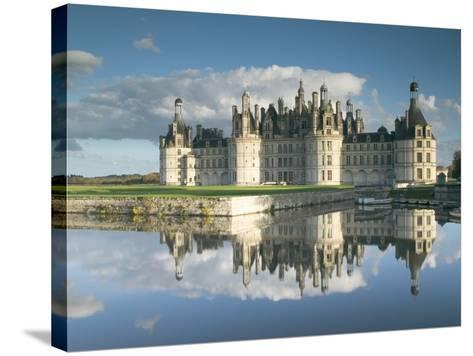 Chateau de Chambord-Paul Hardy-Stretched Canvas Print