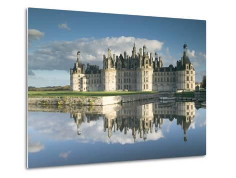 Chateau de Chambord-Paul Hardy-Metal Print