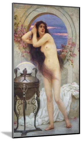 Pandora-Ernest Normand-Mounted Giclee Print
