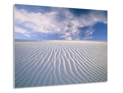 White Sands National Monument-Frank Lukasseck-Metal Print