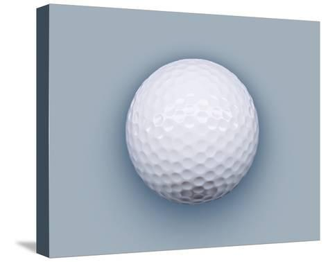 Golf ball-Matthias Kulka-Stretched Canvas Print