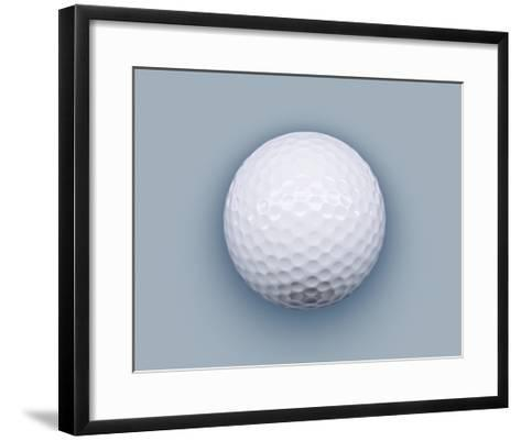Golf ball-Matthias Kulka-Framed Art Print