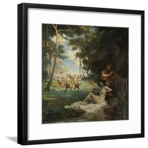 In the Morning of the World-George Percy Jacomb-Hood-Framed Art Print