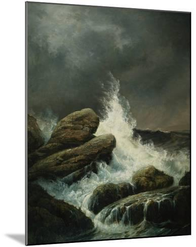 The Wave-Gustave Dor?-Mounted Giclee Print