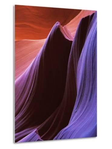 Antelope Canyon-William Manning-Metal Print