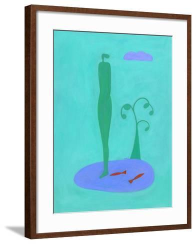 Nofish-Marie Bertrand-Framed Art Print