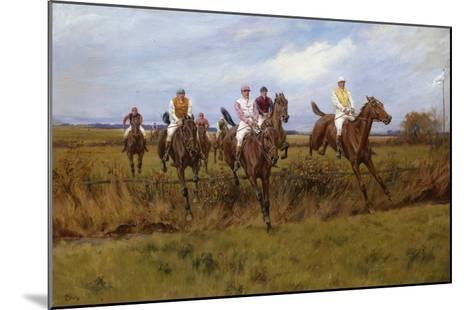 Safely Over-Thomas Blinks-Mounted Giclee Print