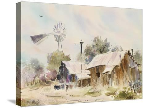 Forgotten-LaVere Hutchings-Stretched Canvas Print