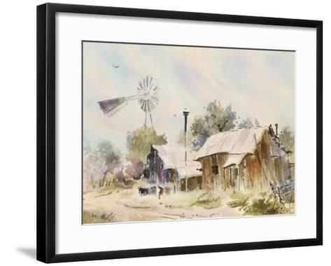 Forgotten-LaVere Hutchings-Framed Art Print