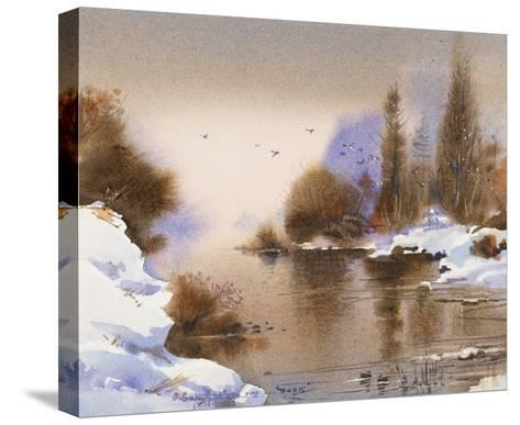 Dusk-LaVere Hutchings-Stretched Canvas Print