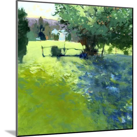 Field with House-Lou Wall-Mounted Giclee Print