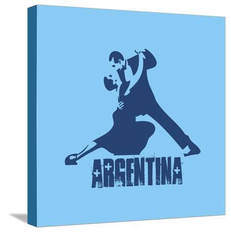 Argentina--Stretched Canvas Print
