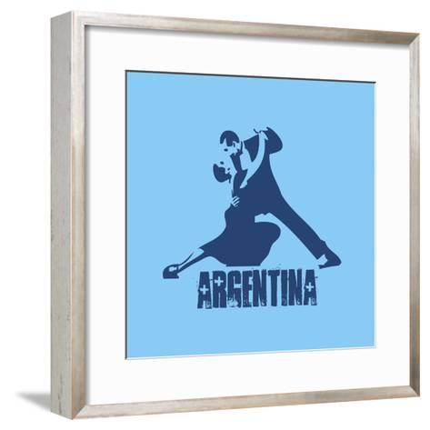 Argentina--Framed Art Print