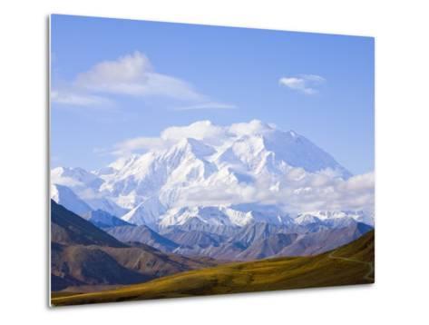 Mount McKinley-John Eastcott & Yva Momatiuk-Metal Print