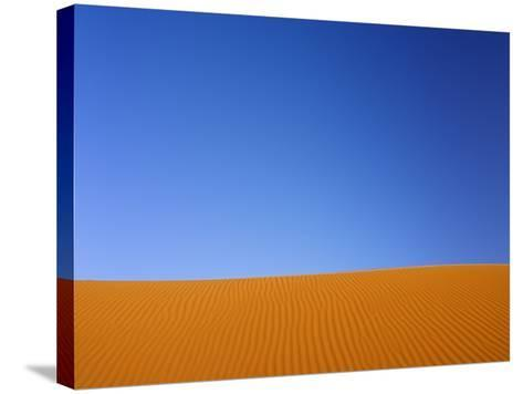 Ripples in Sand-Frank Lukasseck-Stretched Canvas Print