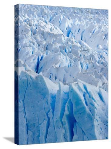 Perito Moreno Glacier-John Eastcott & Yva Momatiuk-Stretched Canvas Print