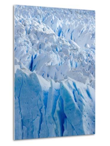 Perito Moreno Glacier-John Eastcott & Yva Momatiuk-Metal Print